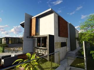 Quinta La Omareda:  de estilo  por Arquitectura Creativa