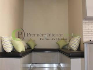 di Première Interior Designs Moderno