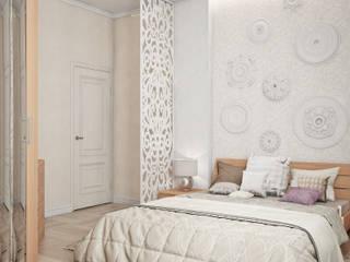 Спальня Шармэль Спальня в классическом стиле от Ирина Рожкова - частный дизайнер интерьера Классический