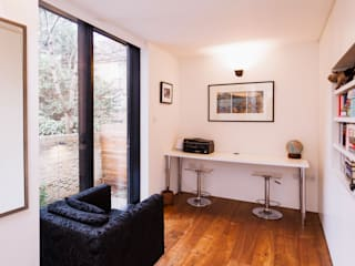 Extension & House Renovation SW18 - London Diamond Constructions Ltd Modern dining room