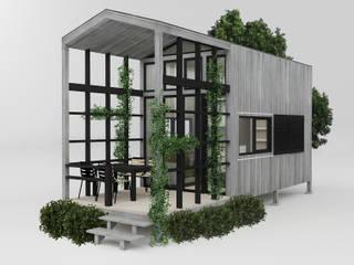 Ağaç Ev Modern Evler PRATIKIZ MIMARLIK/ ARCHITECTURE Modern