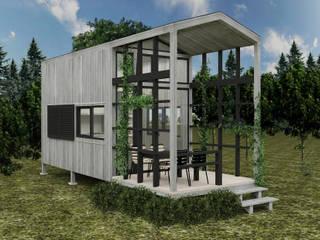 Ağaç Ev Kırsal Evler PRATIKIZ MIMARLIK/ ARCHITECTURE Kırsal/Country