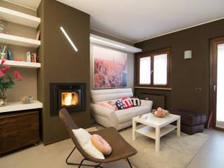 Salas de estilo moderno de Rachele Biancalani Studio Moderno