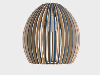 Holzlampe Hängelampe *Farsund:   von wood-manufaktur,