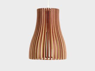Holzlampe Hängelampe *Fauske:   von wood-manufaktur,