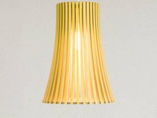 Holzlampe Hängelampe *Finnsnes:   von wood-manufaktur,