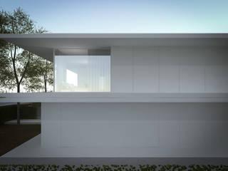 Maisons minimalistes par MIDE architetti Minimaliste