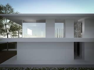 Nuova abitazione bifamiliare Case in stile scandinavo di MIDE architetti Scandinavo