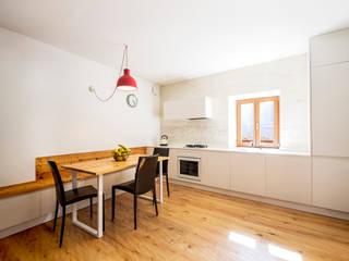 Casa FG raro Modern kitchen
