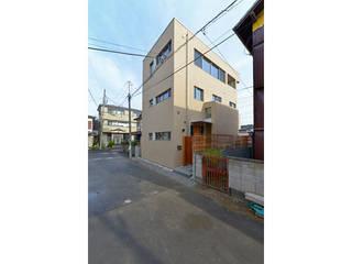 ヒカリとミドリの家 モダンな 家 の 株式会社Fit建築設計事務所 モダン