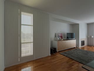 Salon moderne par B.loft Moderne