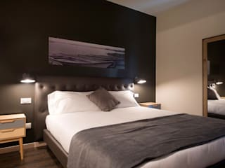 Progettazione di un Bed and Breakfast di Studio Maggiore Architettura Moderno