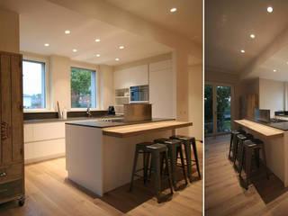 Progettazione appartamento e interior design Cucina moderna di Studio Maggiore Architettura Moderno