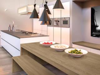 COCINAS Dapur Minimalis Oleh Innovus® Minimalis