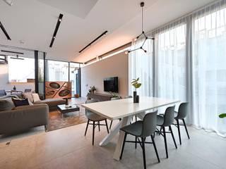 غرفة السفرة تنفيذ FADD Architects