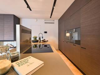 مطبخ تنفيذ FADD Architects