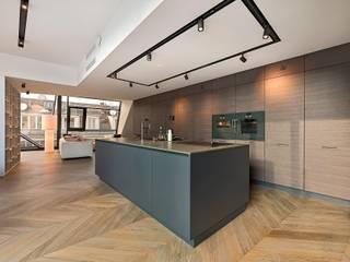 G 43/13 Cocinas de estilo moderno de FADD Architects Moderno