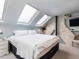 Dorothy Road Chambre moderne par Orchestrate Design and Build Ltd. Moderne
