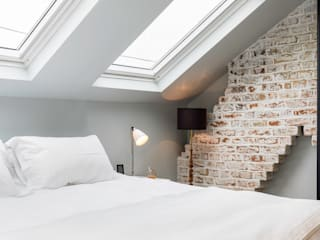 Bedroom by Orchestrate Design and Build Ltd., Modern