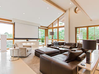 casaio | smart buildings Modern living room