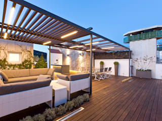 Patios & Decks by Garden Center Conillas S.L, Modern