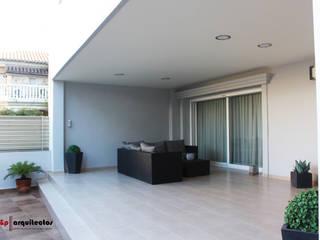 Maisons modernes par P&P arquitectos Moderne