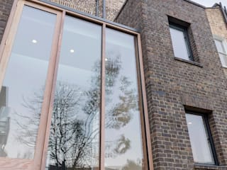 full height glazing :  Houses by Gundry & Ducker Architecture
