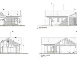 Casa en Talagante:  de estilo  por AtelierStudio