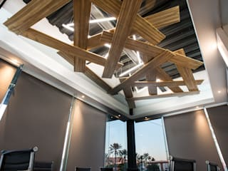 INTEGRA by TAMEN arquitectura Modern