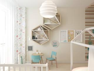 A R C H I T I Z M Dormitorios infantiles de estilo escandinavo