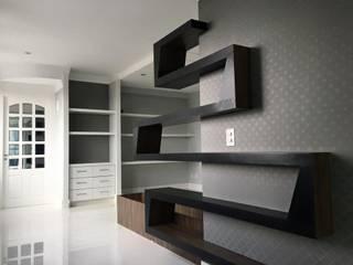 Apartamento LV - Lagoa Vermelha/RS por VIALIVIALI Arquitetura Moderno