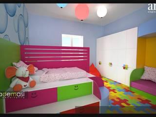 Dormitorios infantiles de estilo  de melania de masi architetto, Moderno