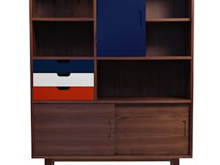 Buffet scandinave OSB par COD Furnitures Scandinave
