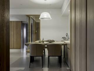 與陽光的約會 大荷室內裝修設計工程有限公司 餐廳