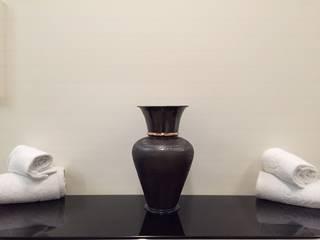 Trumpet Copper Vase:   by Banbayu