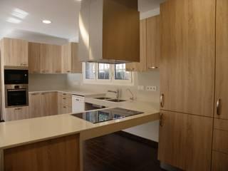 ミニマルデザインの キッチン の Gramona Interiors ミニマル