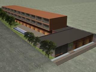 PLURALLINES - Ideias, Projectos e Gestão Lda Tropische Häuser