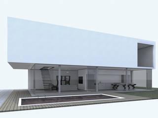 PLURALLINES - Ideias, Projectos e Gestão Lda Minimalistische Häuser