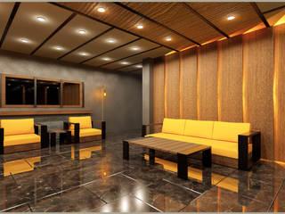 kervansaray hotel ( RİZE AYDER YAYALASI ) anılbora3D & İÇ MİMARLIK Rustik