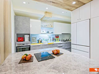 Kitchen by Unicorn Design