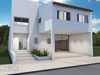 Maisons modernes par Prece Arquitectura Moderne