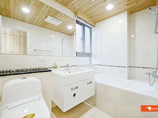 Bathroom by Unicorn Design