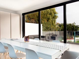 Wandsworth Family Home Link It Solutions Ltd Modern dining room