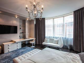 Квартира в ЖК Донское Подворье: Спальни в . Автор – Технологии дизайна, Классический
