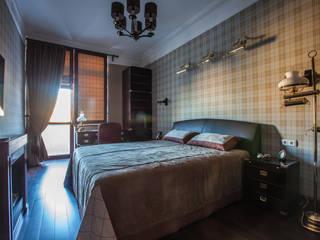 Квартира в ЖК 4 Солнца: Спальни в . Автор – Технологии дизайна, Классический