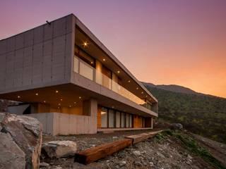 JPV Arquitecto Nowoczesne domy