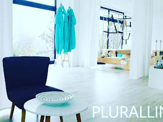 PLURALLINES - Ideias, Projectos e Gestão Lda Minimalistische Geschäftsräume & Stores