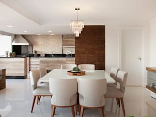 Dining room by Ahph Arquitetura e Interiores, Modern