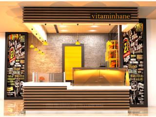 anılbora3D & İÇ MİMARLIK – Koç Üniversitesi ( vitaminhane ):  tarz