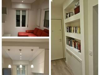 casa di Max Case moderne di La Posa Style Moderno